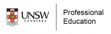 UNSW Canberra Professional Education